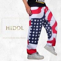 Brand Designer Sweatpants Lovers 2013 Winter Thick Fleece Waist Elastic Drawstring Hip Hop Slack Sport Pants