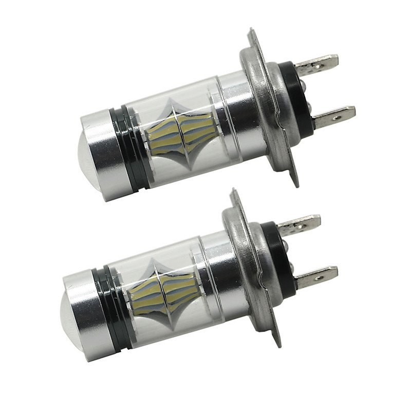 lowest price H7 LED Headlight Bulb White For Honda CBR600RR 03-16 CBR1000RR 04-17 Goldwing 1800 GL1800 01-16 CBR 954 929 F4i 00-03 F6B 13-16