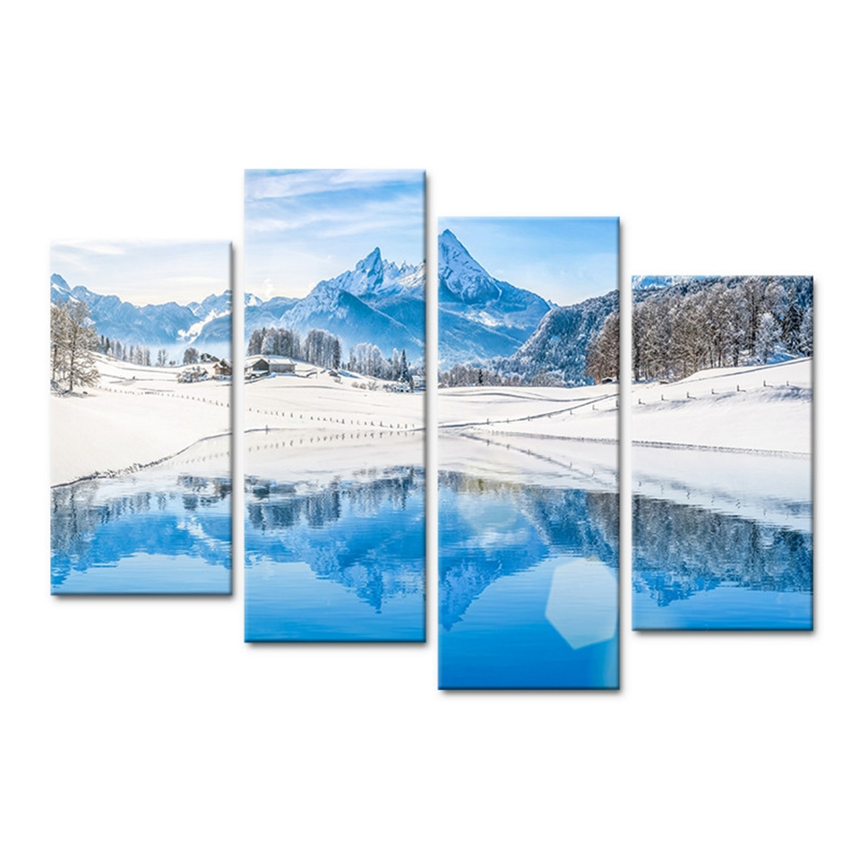 Aliexpress.com : Buy Canvas Wall Art Pictures Framework