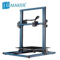New JGAURORA JGMAKER A5X 3D Printer 2.8'' HD Touch Screen DIY Kit BDG Heated Bed Dual Z Axis Screw Rod 3d Print Machine