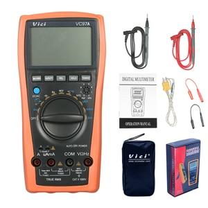Image 1 - VC97A 新 VC97 デジタルマルチメータオートレンジ 1000 V DMM 温度検出器 DC AC 電圧電流計容量
