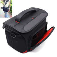 Large Capacity Camera Case Shoulder Bag For Pentax Q S1 Q Q7 Q10 K 1 K