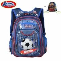 JASMINESTAR School Backpack For Boy Large Capacity Orthopedic Satchel Children School Bags Girls Cartoon Children's Backpack