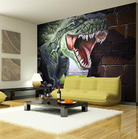 Dinosaur Bedroom Decor. Really Has Evolved Into The Perfect Room ...