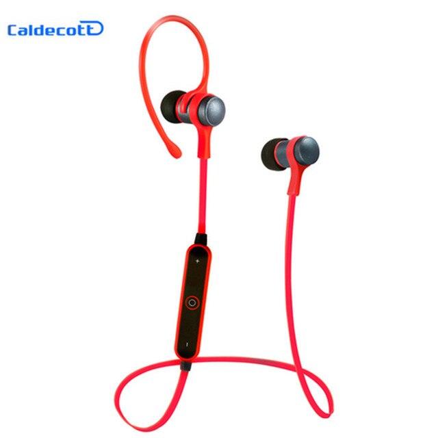 V4.2 Bluetooth-гарнитура Беспроводные Наушники Наушники Bluetooth Наушники Спорт Бег Стерео Наушники С Микрофоном Для Всех Телефонов