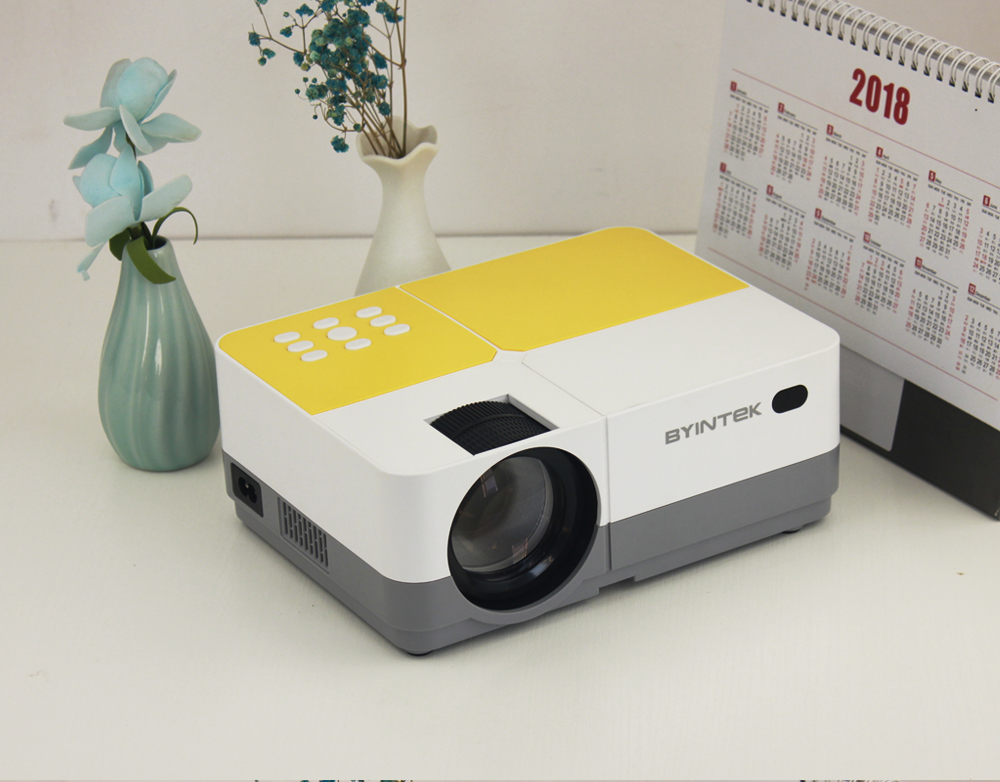 BYINTEK SKY K7  mini LED projector (3)