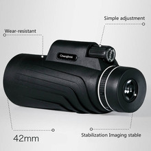 Monocular 50×52 Powerful Binoculars High Quality Zoom Great Handheld Telescope  Military HD Professional Scopes For Hunting