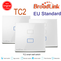 Broadlink TC2 EU Standard 1 2 3 gang Optional,mobile Remote light lamps wall Switch via broadlink rm2 rm pro,smart home domotica