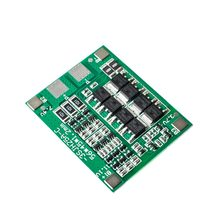 3S 25A Li-Ion Lithium 18650 BMS PCM Battery Protection Board Bms Pcm With Balance For Li-Ion Lipo Battery Cell Pack Module DIY(China)