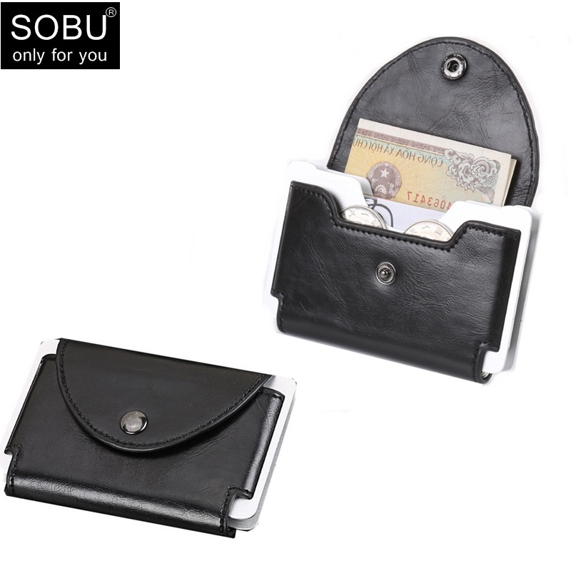 Women Wallets Small Money Purses Anti Rfid Wallets New Design Dollar Price Top Men Thin Wallet With Coin Bag Hasp Wallet H073