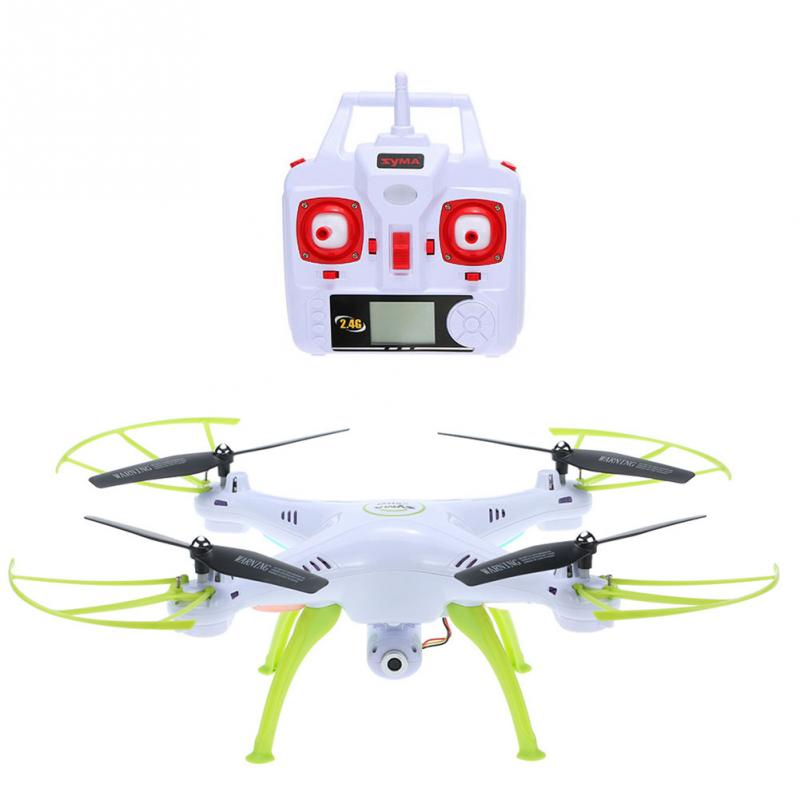 SYMA X5HC Drone WIFI FPV 2.0MP HD Camera Helicopter 2.4G 4CH 6 Axis RC Quadcopter