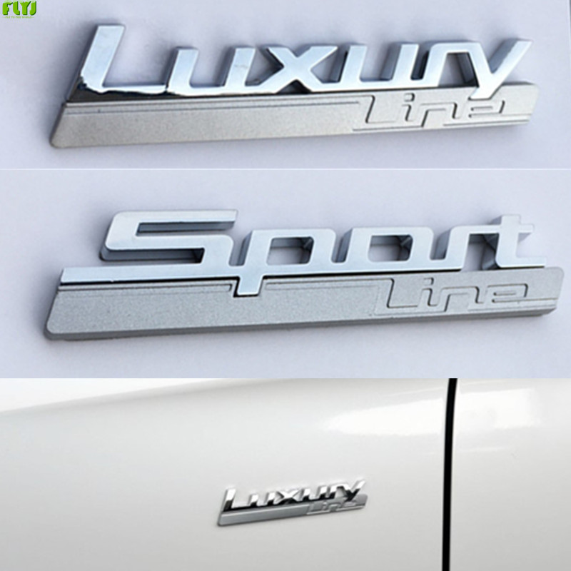 Car Stickers Luxury Modern Urban Sport Refit Car styling for BMW M M2 M3 M4 M5 X6 X5M E36 E46 E60 E90 F10  F30 M3 M5 X1 X5 X6-in Car Stickers from Automobiles & Motorcycles