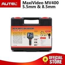 Autel Maxivideo MV400 Digital 5.5 millimetri Macchina Fotografica di Controllo Automatico di Videoscope con 8.5 millimetri Diametro Obiettivo Imager Testa Macchina Fotografica Largo Immagine