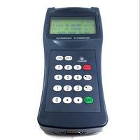 Портативный ультразвуковой расходомер воды цифровой датчик расхода счетчик индикатор потока устройства caudalimetro dn15 100mm DN50 700mm