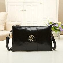 New European and American Stitching Leather Handbags Luxury Fashion Solid Shoulder Messenger Bags Women Purses and Handbags недорго, оригинальная цена