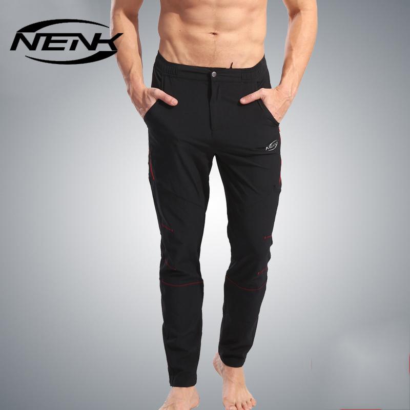 Prix pour Nenk hommes cyclisme débarrasser Quick Dry sport pantalons vtt vélo vélo respirant Anti - sueur loisirs de plein air pantalons femmes vêtements