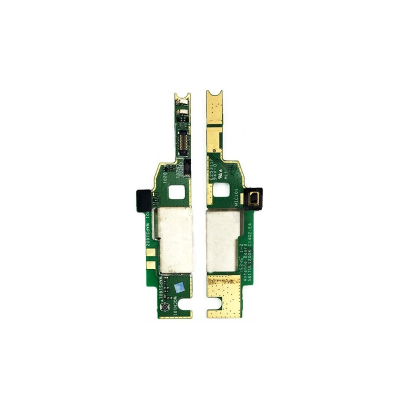 New Microphone Board For Sony Xperia M4 Aqua E2353 E2333 E2303 E2363 Mic Flex Cable Repair Parts