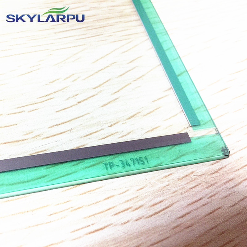 skylarpu Original 15 inch 328*253mm 4 wire Resistive Touch Screen for TP-3471S1 Touch screen digitizer panel Repair replacement amt 146 115 4 wire resistive touch screen ito 6 4 touch 4 line board touch glass amt9525 wide temperature touch screen