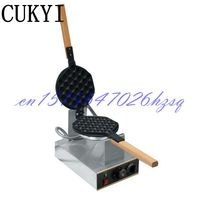 Stainless Steel Electric Eggettes Egg Waffle Maker Kitchen Appliance High Quality