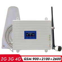 2G 3G 4G Network Tri Band Booster GSM 900+WCDMA/UMTS 2100+FDD LTE 2600MHz Cell Phone Repeater 900 2100 2600 Signal Amplifier Kit comprehensive network capacity monitoring guideline gsm and umts