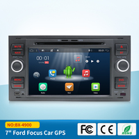 Bosion For Ford Focus Transit Connect Mondeo S Max GPS Sat Navi 2 DIN Android 7.1 GPS stereo navigation car DVD player Radio