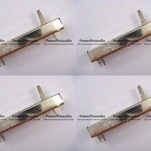 4 шт./лот DDJ-SX канал 1/2/3/4 слайдер с тонкой оправой для Pioneer 418-S1-701-HA