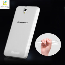 Transparent New Protector Case For Lenovo a5000 /A 5000 TPU back cover + Silicon Soft Cover For Lenovo a5000 Case phone