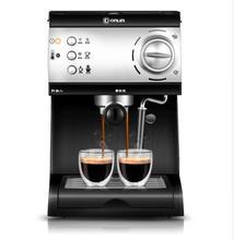 DL-KF6001 Donlim эспрессо Итальянский кафе машина бытовой насос Паровая Кофеварка 20Bar 1.5L 110-220-240v