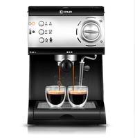 DL KF6001 Donlim espresso italian cafe machine household pump steam coffee maker 20Bar 1.5L 110 220 240v