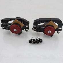 Wholesale prices Classic bicycle brake caliper avid bb5 bicycle disc brake kit for mtb bike disc brake bike parts free shipping