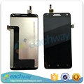 For Lenovo S580 LCD Display With Touch Screen Digitizer Assembly Original Replacement Parts