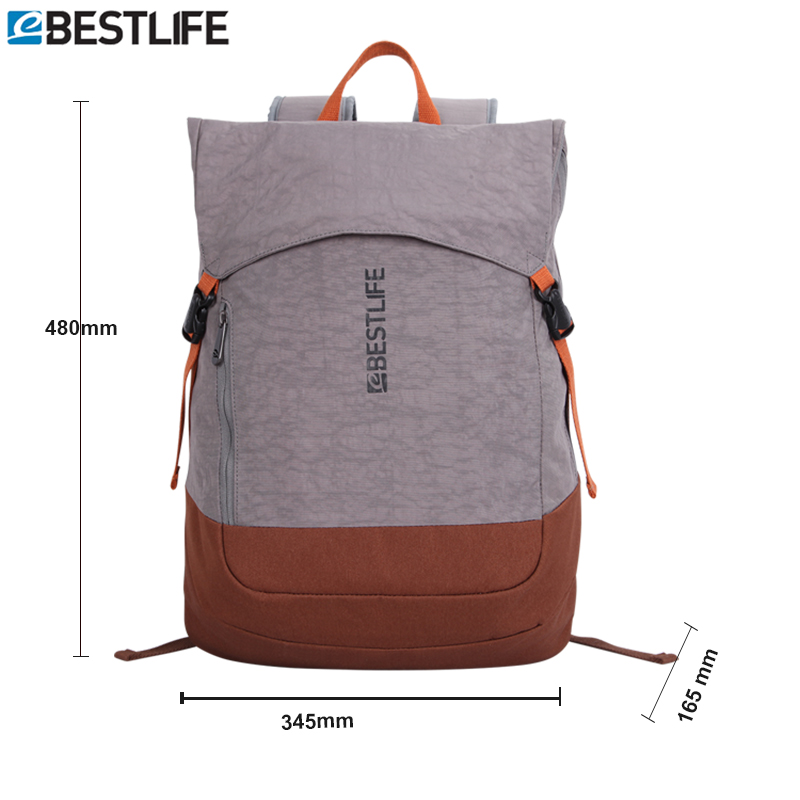 BESTLIFE Lightweight Travel Backpack 5