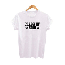 baa0f92dd3f6 Class of 2019 T-shirt Funny Hilarious Cool Senior 2019 Graduation School Tee  Shrit Womens