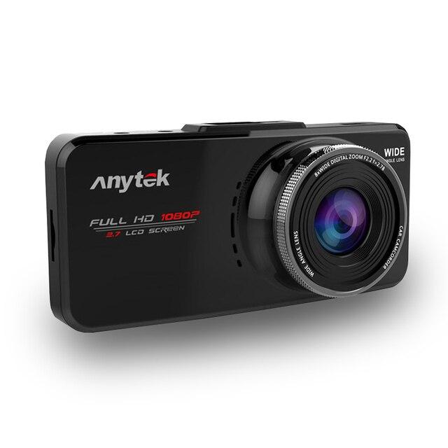 """Anytek AT66A AT66 Автомобильный Камера 2.7 """"автомобиля Автомобильный ВИДЕОРЕГИСТРАТОР 1080 P WDR Видеорегистратор Регистратор GPS Tracker Автомобильная Видеокамера Ночного видения"""