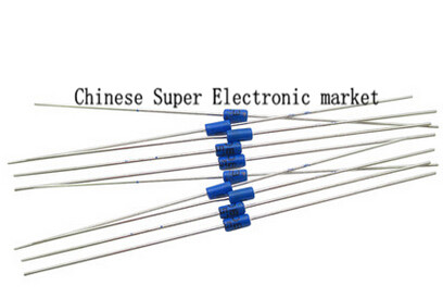 50 PCS DB3 DB-3 DO-35 TRIGGER DIODES