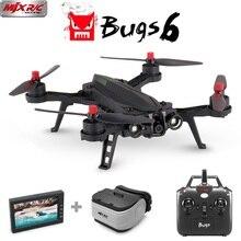 MJX B6 hibák 6 RC helikopter Drone RC Quadcopter RTF Racing Drone 2.4G Erős Brushless Motor távirányító Fast Racing Drone