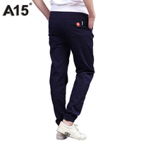 A15 Boys Pants 2017 Spring High Quality Teenage Boy Clothing Kids Pants Boy Trousers Children Cotton
