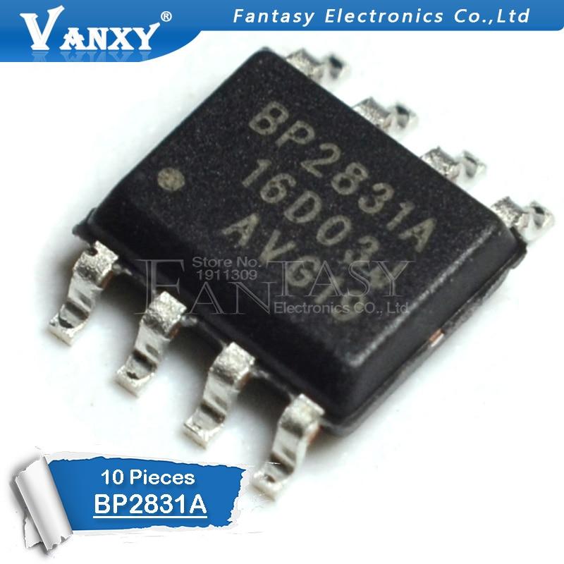 10PCS BP2831A BP2832A BP2833A BP2833 BP2831 BP2832 SOP-8 New And Original IC