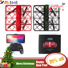 Z8 WIFI FPV With 720P HD Camera Alitutde Hold RC Drone Quadcopter RTF Helicopter Toy Trajectory Flight RC Toy Models