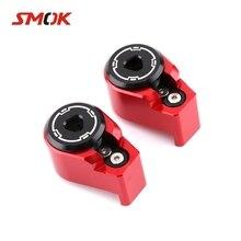 SMOK Motorcycle Shock Absorber Anti-theft Lock For Yamaha Xmax 125 250 300 400 Nmax 155 Aerox Honda PCX Forza