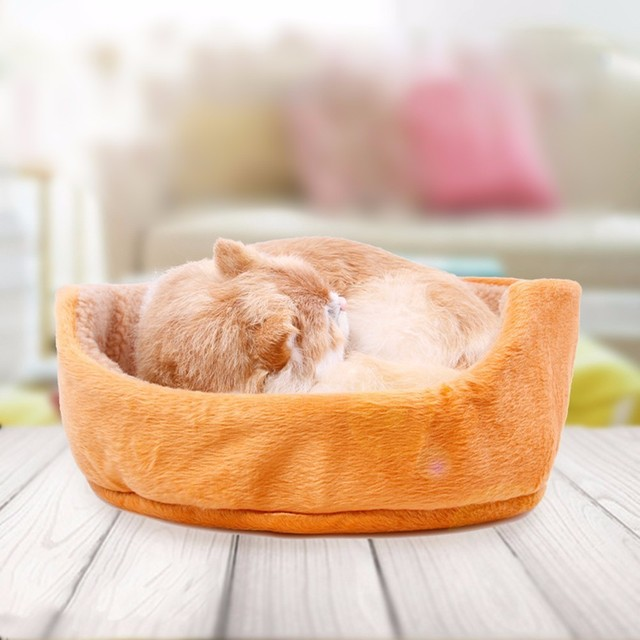Round Shaped Cat's Bed