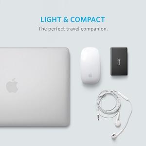 Image 4 - Anker 40 واط 5 Port USB الجدار شاحن ، PowerPort 5 آيفون ، باد برو/الهواء ، غالاكسي S9/S8/حافة/زائد ، ملاحظة 8/7 ، نيكزس HTC LG وأكثر من ذلك
