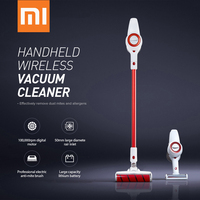 Original Xiaomi Handheld Wireless Vacuum Cleaner JIMMY JV51 Strong Suction 10000rpm Low Noise from Xiaomi youpin Clean machine