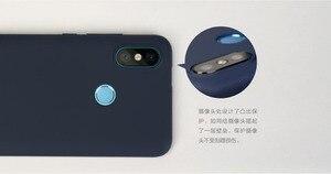 Image 3 - Oryginalny Xiao mi mi A2 Lite Case Xiao mi mi 6X powrót Capa matowy telefon pokrywa Fuda Capa mi 6x a 2 lite PC twardy odporny na wstrząsy redmi 6 pro