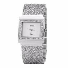 WA188 CUSSI Rectangle Women Watches Luxury Rhinestone Ladies Bracelet Watches Fashion Quartz Wristwatches relogio feminino все цены