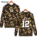 Dark Camouflage Hoodies XXS Bigbang Sweatshirt Men Hip Hop With Battle Fatigues Clothing With Cap Hot Sale 4XL Free shipping