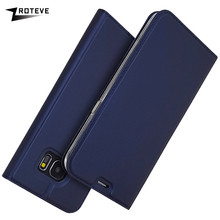 ZROTEVE For Samsung S7 Case PU Wallet Case Coque For Samsung Galaxy S7 Edge Leather Stand Flip Cover Case For GalaxyS7 S7 Edge все цены