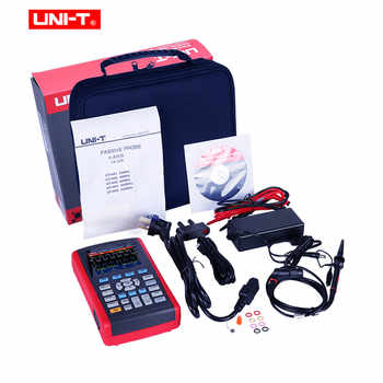 "UNI-T UTD1025CL Handheld Digital Storage Oscilloscopes 3.5""LCD Digital display Fully Auto Scale Oscilloscopes With multimeter"