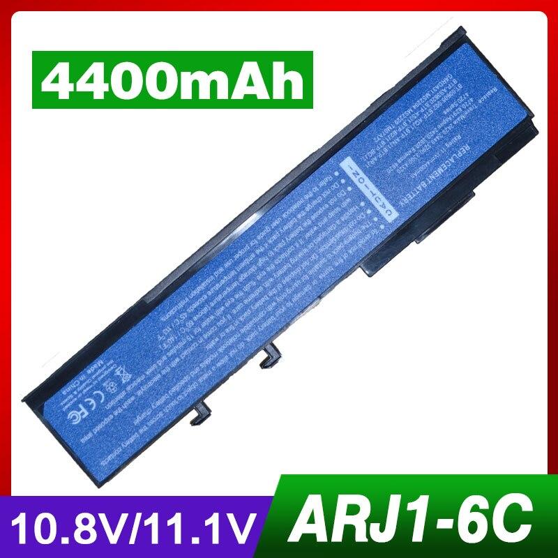 ᗕ4400 mAh batería del ordenador portátil para acer BT.00603.039 BT ...