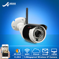 Popular! ANRAN Onvif 720P HD Outdoor WIFI IP Video Camera&36 IR Night-Vision Security Surveillance Camera Support Mobile APP